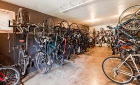 Seattle Apartments - Cadence Apartments - Bike Storage