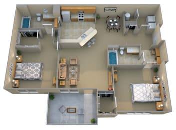 Bulloch Floor Plan Layout