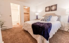 Fife Apartments - The Lakes at Fife Apartments - Master Bedroom 2