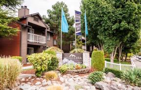 Tacoma Apartments - Monterra Apartments - Sign
