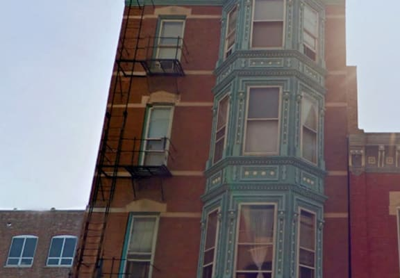 Wicker Park Chicago Apartment