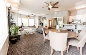 Tacoma Apartments - Monterra Apartments - Clubhouse 2