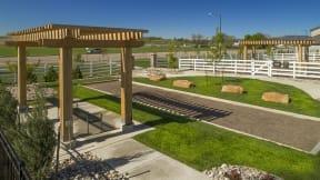 Outdoor Games at Pinyon Pointe, Colorado, 80537