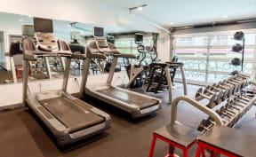 Tacoma Apartments - Notch8 Apartments - Fitness Center 2