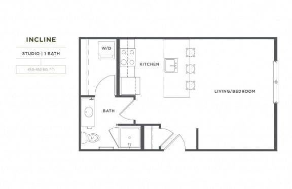 Floor Plan  Incline FloorPlan at Broadstone Montane, Parker, CO
