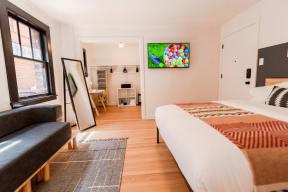 Seattle Apartments - Muse Apartments - Studio 3