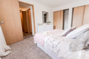 Tacoma Apartments - Monterra Apartments - Bedroom