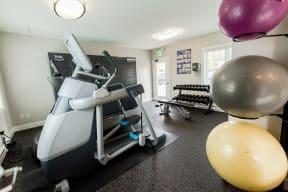 Renton Apartments - The Aviator Apartments - Fitness Center