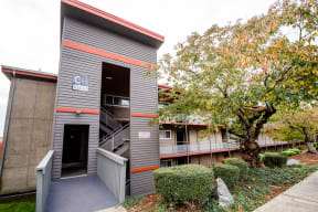 Renton Apartments - The Aviator Apartments - Front Exteriors