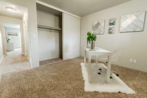 Renton Apartments - The Aviator Apartments - Second Bedroom 2