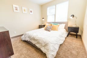 Seattle Apartments - Cadence Apartments - Bedroom 2
