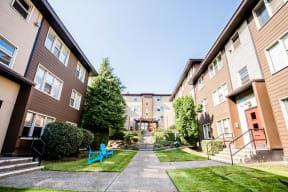 Seattle Apartments - Cadence Apartments - Exteriors