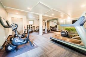 Seattle Apartments - Cadence Apartments - Fitness Center