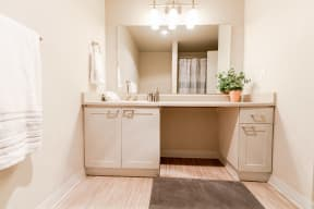 Tacoma Apartments - Notch8 Apartments - Bathroom 1