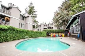 Tacoma Apartments - Notch8 Apartments - Pool