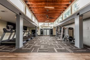 Tacoma Apartments - Sienna Apartments - Fitness Center 1