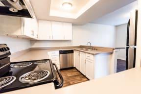 Tacoma Apartments - Sienna Apartments - Kitchen