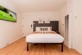 Seattle Apartments - Muse Apartments - Studio 2
