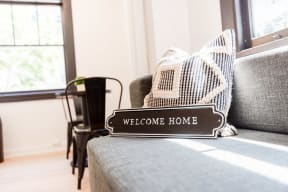 Seattle Apartments - Muse Apartments - Welcome Home