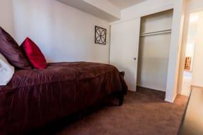 Tacoma Apartments - The Lodge at Madrona Apartments - Bedroom 2