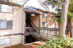 Tacoma Apartments - The Lodge at Madrona Apartments - Front Exterior
