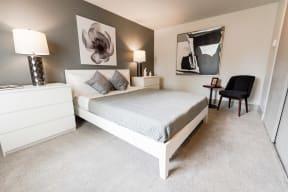 Tacoma Apartments - Aero Apartments - Bedroom