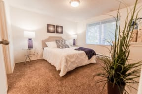 Fife Apartments - The Lakes at Fife Apartments - Master Bedroom 1