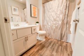 Tacoma Apartments - Northpoint Apartments - Bathroom