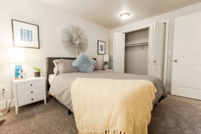Tacoma Apartments - Northpoint Apartments - Bedroom