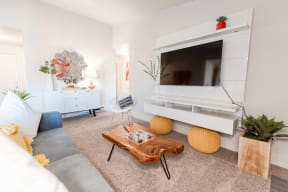 Tacoma Apartments - Northpoint Apartments - Living Room