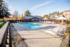 Tacoma Apartments - Northpoint Apartments - Pool