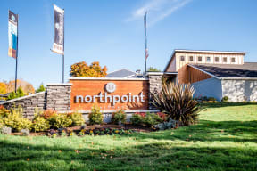Tacoma Apartments - Northpoint Apartments - Sign