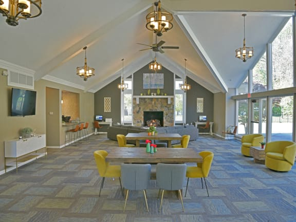 Remodeled Clubhouse