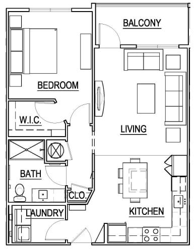 Floor Plan  Suncrisp (A1) Floor Plan