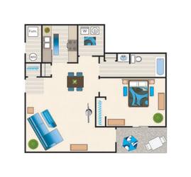 Floor Plan Liberty