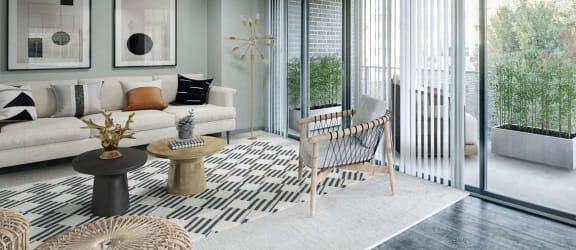 Summit Model Livingroom