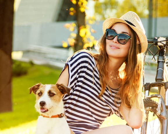 Pet Friendly Community The Quinn at Westchase Apartments, Houston, Texas