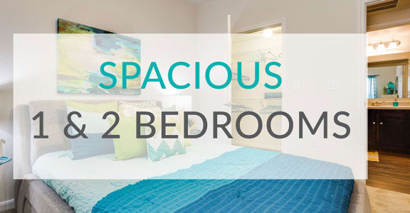 LACH Model Bedroom at CLEAR Property Management , The Lookout at Comanche Hill, Texas, 78247