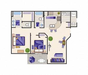 Floor Plan Latana