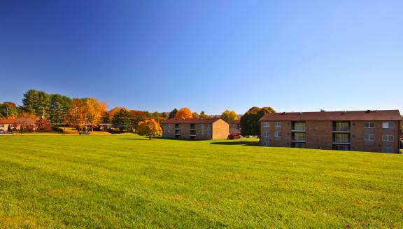 Beautifully Landscaped Grounds at Middletown Valley, Middletown, MD