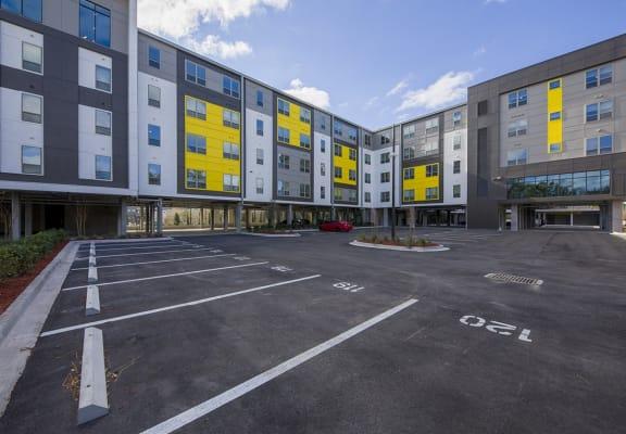 Lofts at Brooklyn Downtown Jacksonville FL | Building Exterior
