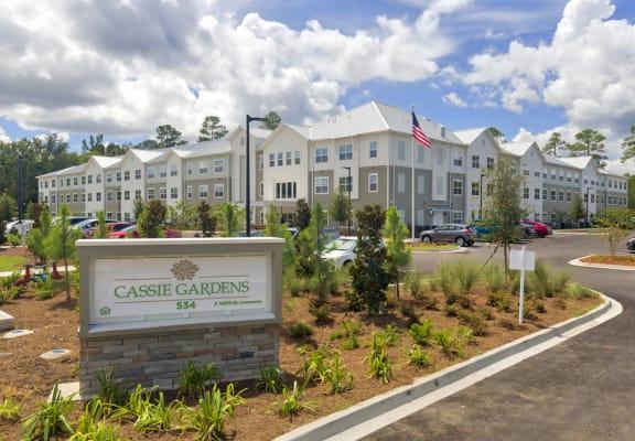 Cassie Gardens Apartments   Middleburg, Florida