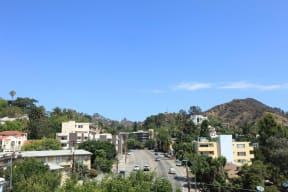 Apartments for Rent Hollyood CA - Cahuenga Heights Apartments Spectacular View of Hollywood in the Comfort of Your Community