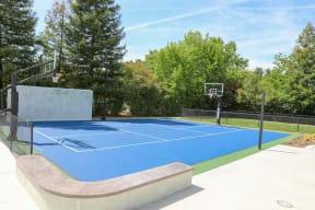 Salishan Sport Court