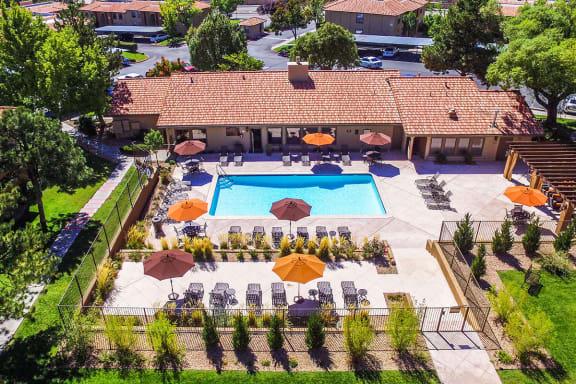 Del Rio Apartments on Coors and Montano Albuquerque 87120