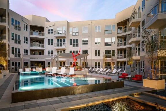 Cedar Springs Apartments Dallas