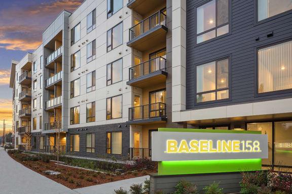 Baseline 158 - Exterior
