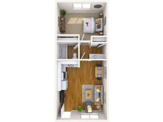 Floor Plan Roosevelt