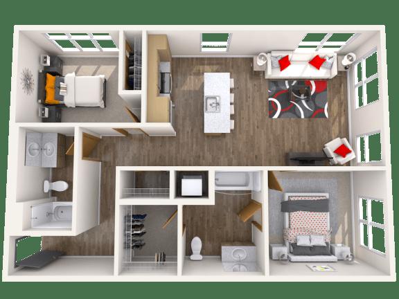 Floor Plan  3.6