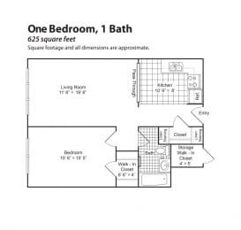 English Conway  floorplan